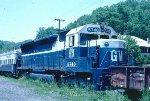 EMD SD-45X 5740