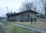 Donalds, SC, Southern depot