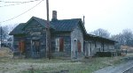 Donalds, SC Southern depot
