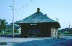Newton, NC, Southern Ry depot