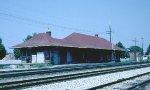 Seneca, SC Southern depot.