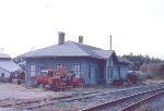 Southern Ry Prosperity, SC depot