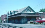 Southern Ry Orange, VA. depot.