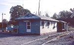 Oneida, TN depot