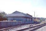 Harriman, TN depot