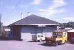 Emory Gap depot