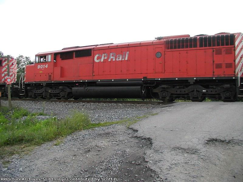 CP 9014 2nd unit 29T
