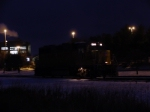 UP 1246 ldles the night away in front of Kohler Co