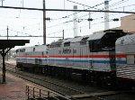 Amtrak Anniversary train