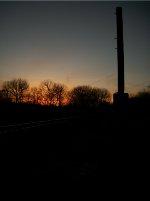 Sunset at Milepost 111.5