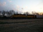 UP 506 eastbound UP manifest train