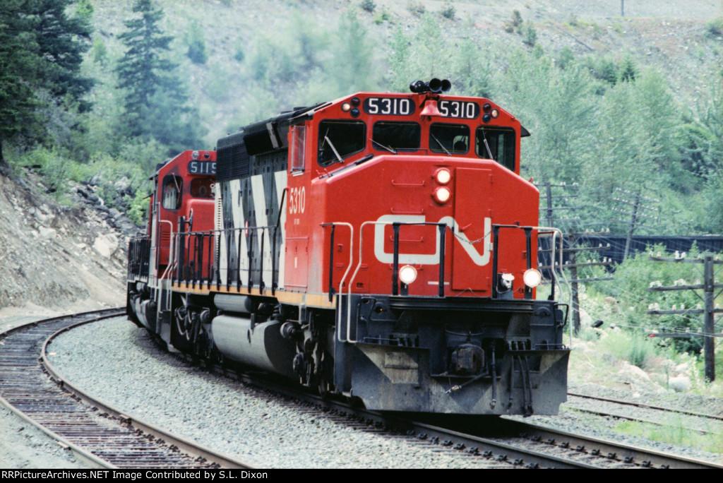 CN 5310 East