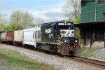 NS SD40-2 6140 w/ H76
