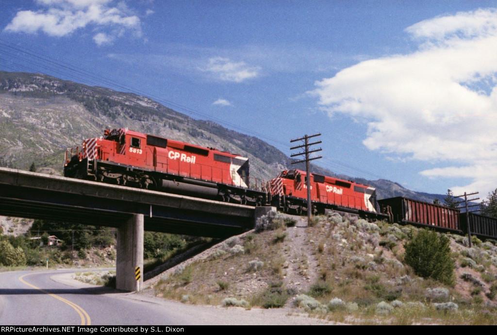 CP 5813 West