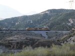 UP 5133 on the SP Line Through Cajon Pass