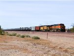 BNSF Abengoa Bioenergy Ethanol Train