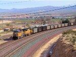 UP 5838 Coal Loads