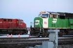CP and BNSF Meet
