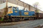 CSX MP15AC 1156