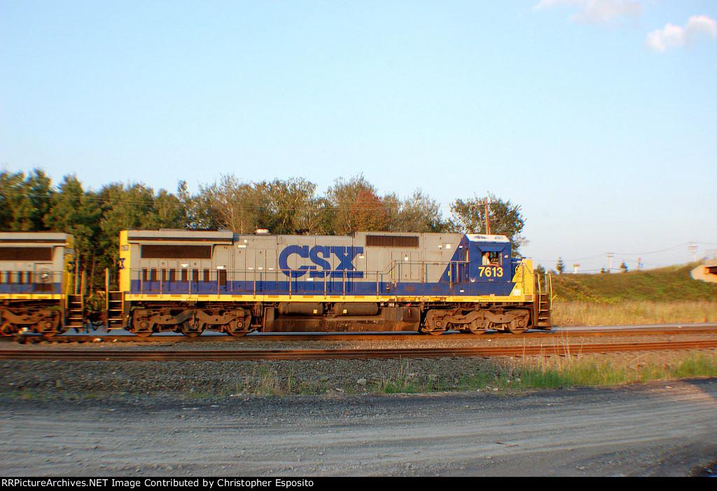CSX 7613