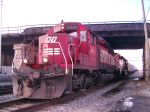 Candy-apple SD40-2