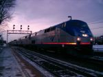 Amtrak picking up speed