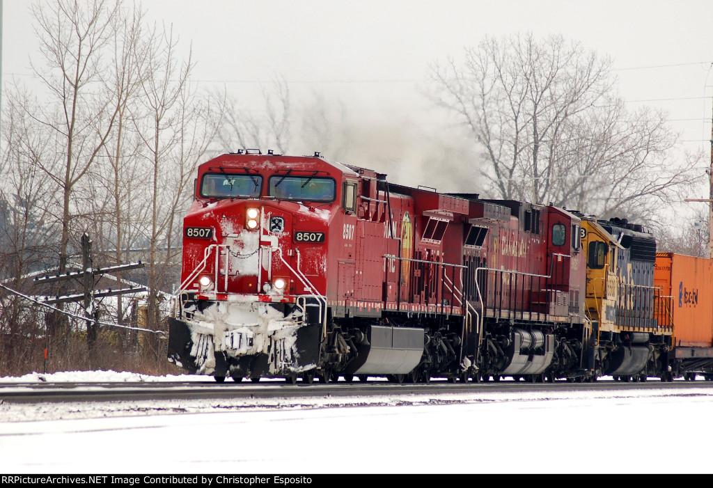 CP 8507 w/ 25T