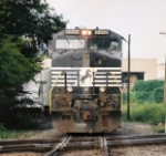 NS 8999 crossing diamond