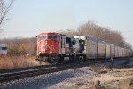 Q216-05 Eastbound W/ CN Power
