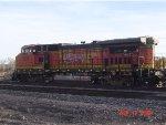 BNSF 508(B40-8W)