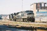 NS C40-9W 9341