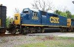 CSX 2383