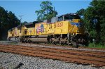 UP 8620 turning out with CSX K836