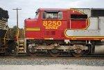 BNSF 8250