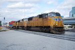 UP 4260 on NS 209