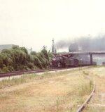 Southern 4501 near Liberty