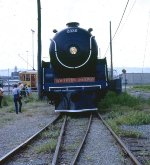 Southern 2839 at Chattanooga