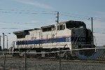 Amtrak switcher