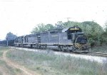 Clinchfield coal train