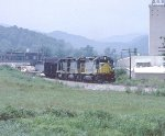 Clinchfield RR 3010