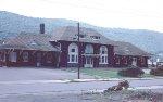Erwin passenger station