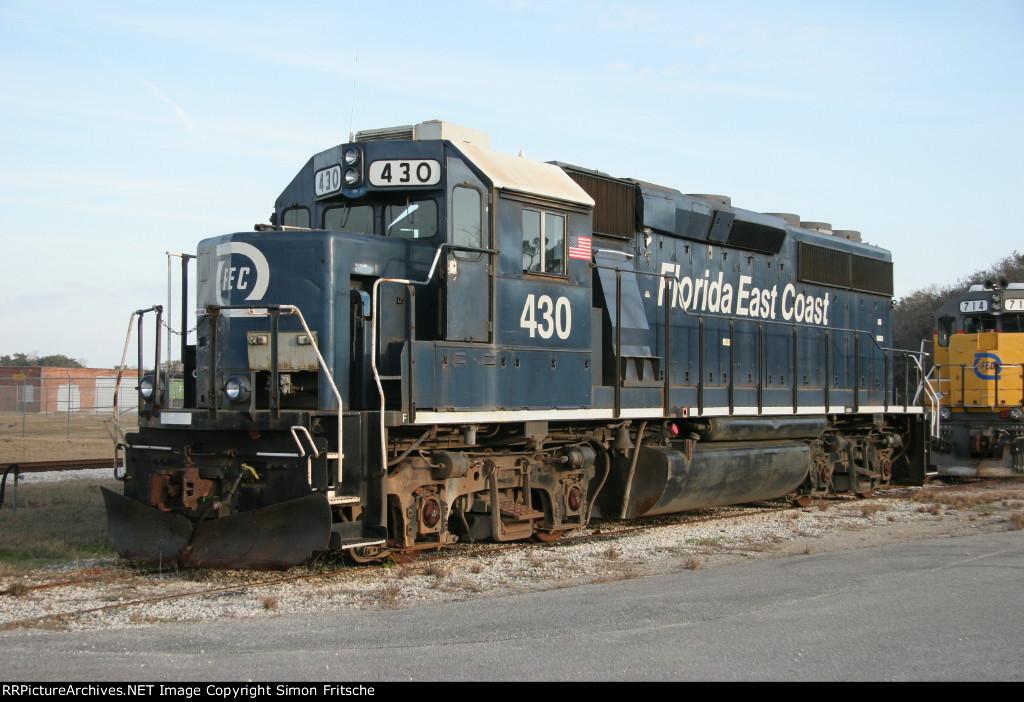 FEC GP40-2