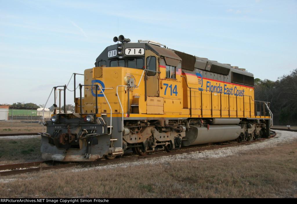 FEC SD40-2