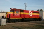 Very nice FEC GP40