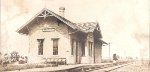 Burke Depot from around 1910