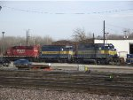 ICE 6217, 6101, and CP 6061