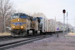 Eastbound UP Freight