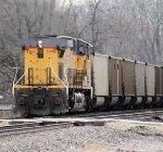 Westbound UP Coal DPU