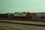 Soo Line #4401