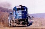 Conrail SD50 6766